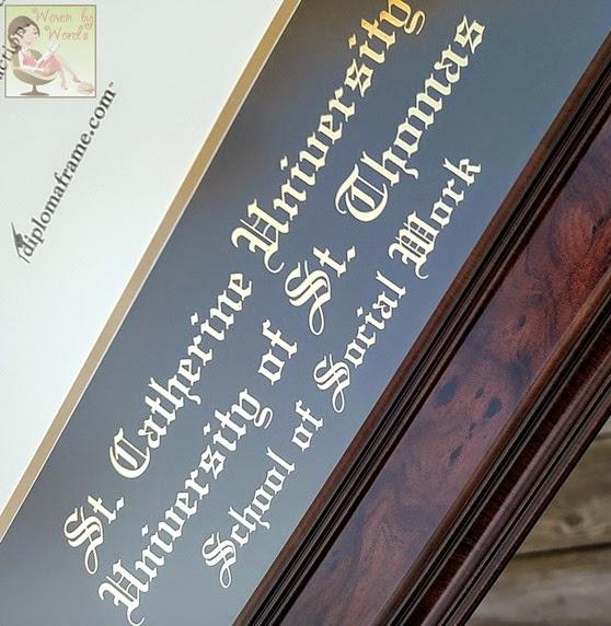 Church Hill Classics Frame University