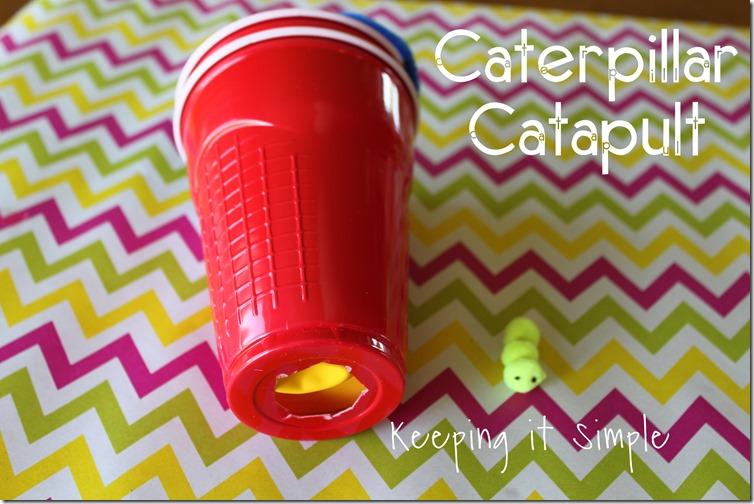 caterpillar catapult