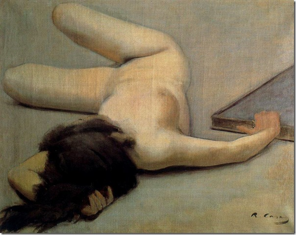 ramon casas i carbo_Desnudo_1