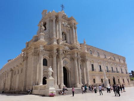 Obiective turistice Sicilia: Siracusa - Domul