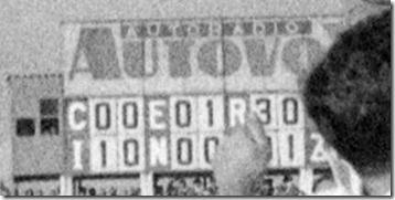 marcador 1957