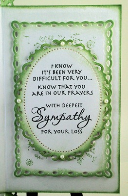 Bundled Sage With Sympathy Card1