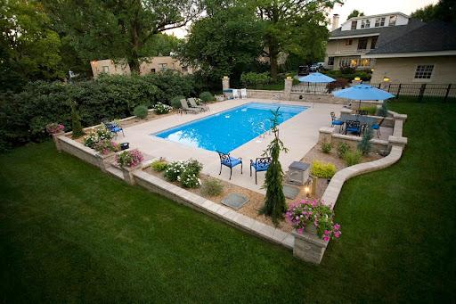 pool installation company