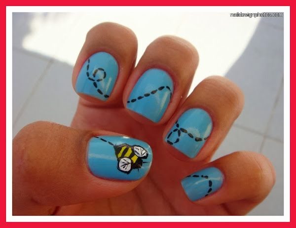 Easy Cool Nail Designs Nail Designs Hair Styles Tattoos And