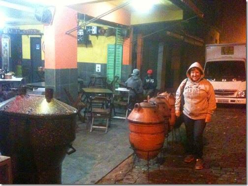 No Frio de Petrópolis
