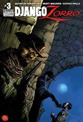 Actualización 16/02/2015: Django Zorro - Floyd Wayne en la traducción y K0ala en las maquetas nos traen Django - Zorro #03