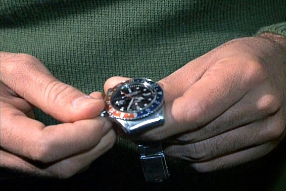 48. Tony adjusts his watch from 1968