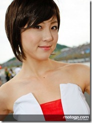 Paddock Girls Grand Prix of Japan 02 October 2011 Motegi Japan (13)