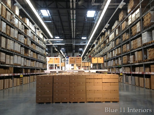 ikea warehouse