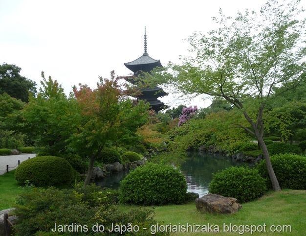 japão kyoto-toji