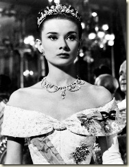 "Audrey Hepburn starred in the 1953 Academy Award®-winning film ""Roman Holiday.""  Hepburn won the Best Actress Oscar® for her performance as Princess Anne in the film.  In celebration of the film's 50th anniversary, ""Roman Holiday"" will screen at the Academy of Motion Picture Arts and Sciences in Beverly Hills on Thursday, September 25, 2003."