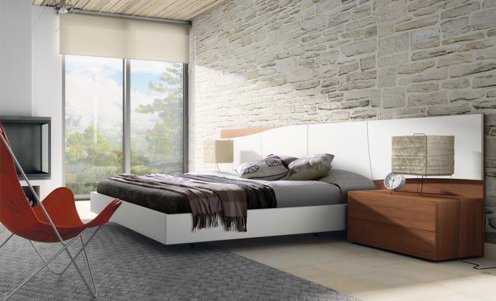 Dormitorios estilo natural for Amueblar comedor pequeno