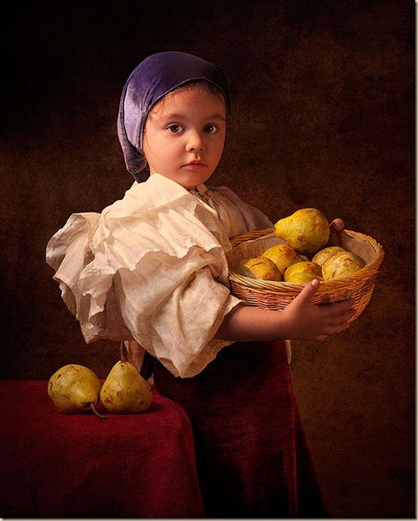Peintures classiques par Bill Gekas (1)