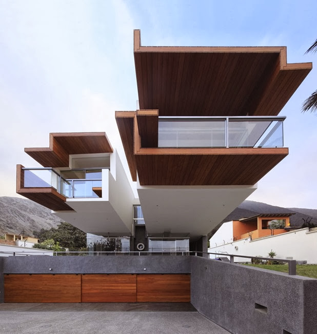 a house forever by longhi architects 1