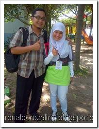 Bersama Siswa Kreatif, Peserta  Festival Lomba Seni Siswa Nasional, FLS2N dari Riau (4)