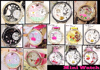 3D watch collection The Curve