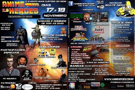 RJ - Anime Heroes 2.0