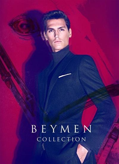 Mathias Bergh @ Wilhelmina/Models 1 by Koray Birand for Beymen F/W 2011