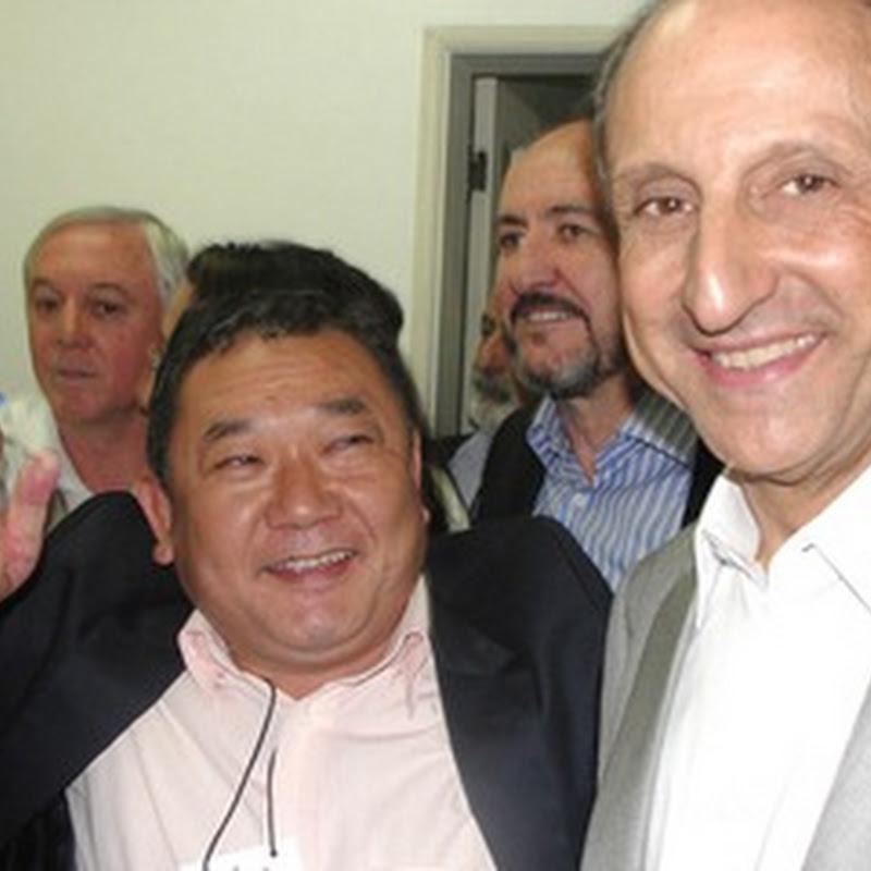 Dr. Sato é o Pré-Candidato a Prefeito de Jandira pelo PMDB