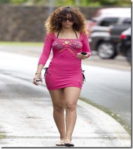 Rihanna Fashion 2012