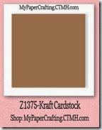 kraft cardstock-200