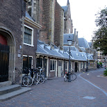 in Haarlem, Noord Holland, Netherlands