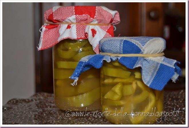 Peperoni verdi sottaceto (7)