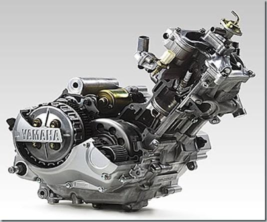 135Lc Engine