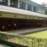 budo training facility near yoyogi park in Yoyogi, Tokyo, Japan