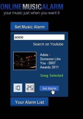 online-music-alarm