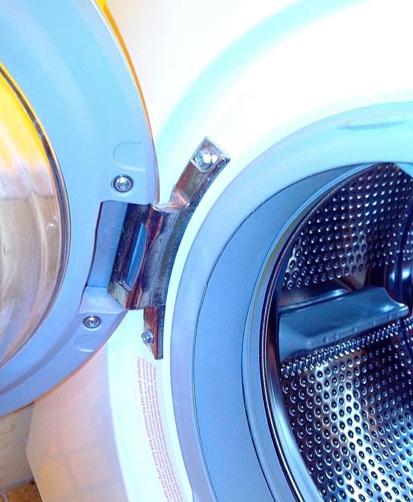produktinfo und test klappe schanier waschmaschine. Black Bedroom Furniture Sets. Home Design Ideas