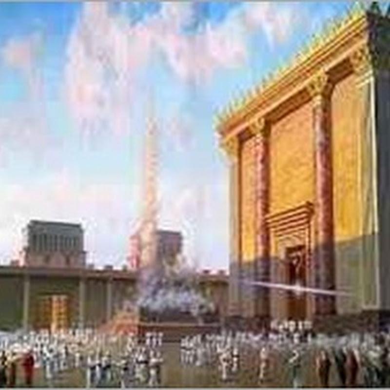 A Farsa da Construção do Terceiro Templo em Jerusalém !