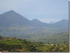 Mgahinga Gorilla National Park's Muhavura, Sabinyo and Gahinga