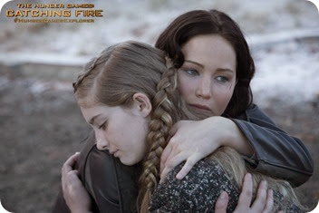 Katniss y hermana