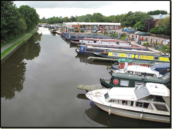 White Bear Marina, Adlington