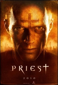 Priest - poster