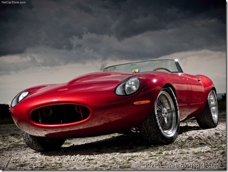 Jaguar E-Type Speedster1