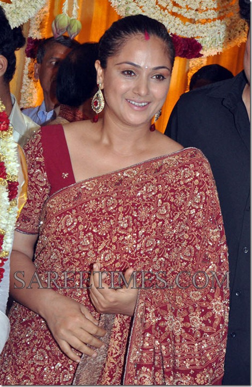 Simran_Maroon_Embroidery_Saree (1)