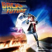 """Colonna sonora di """"Ritorno al Futuro"""""""