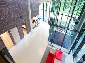 arquitectura diseño interior Instituto Verbeeten