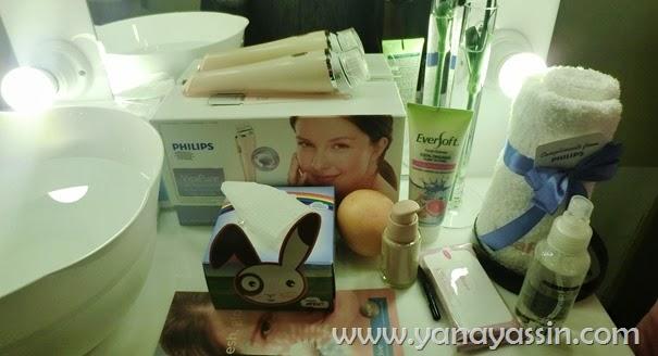 Philips VisaPure Produk Kecantikan