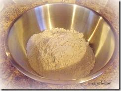 3 cups sr flour