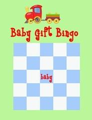 Baby Gift Bingo copy