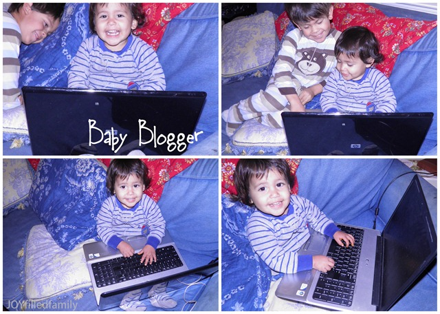 baby blogger