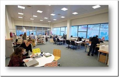El grupo VISION estrena sus nuevas oficinas comerciales con 360 m2 en Madrid.