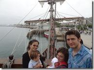 Pe corabie