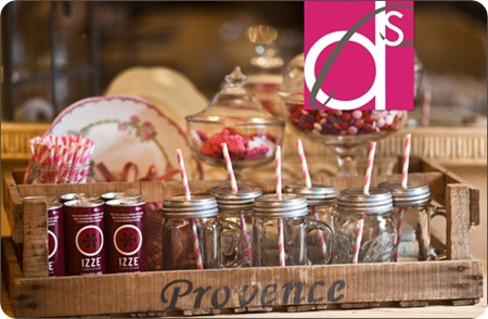 Provence-Crate-Mason-Jar-Lids-decor-steals-one-deal-a-day