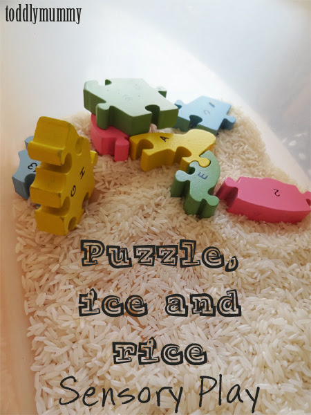 Puzzle  ice rice play 1
