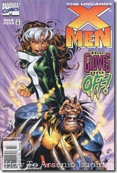 P00006 - Del Juicio de Gambit a La Busqueda de Xavier #353