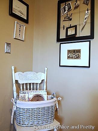 painted basket 006